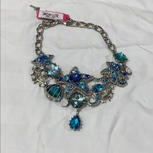 Betsey Johnson NWT necklace